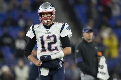 NFL: New England Patriots at Baltimore Ravens