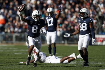 NCAA Football: Indiana at Penn State