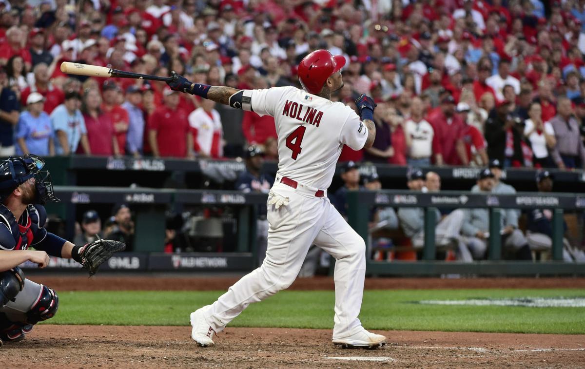 MLB: NLDS-Atlanta Braves at St. Louis Cardinals