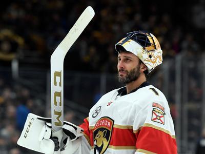 NHL: Florida Panthers at Boston Bruins