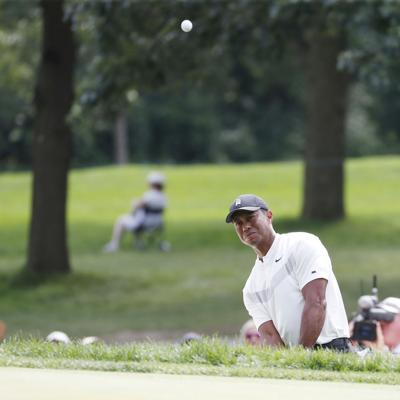 PGA: BMW Championship - Second Round