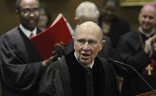 Former Georgia  Supreme Court Chief Justice George Carley dies from COVID-19