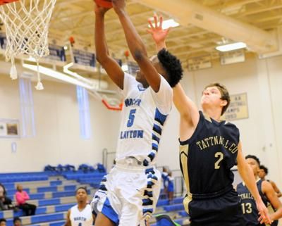 North Clayton advances to second round behind strong games from Sanders, Asadullah