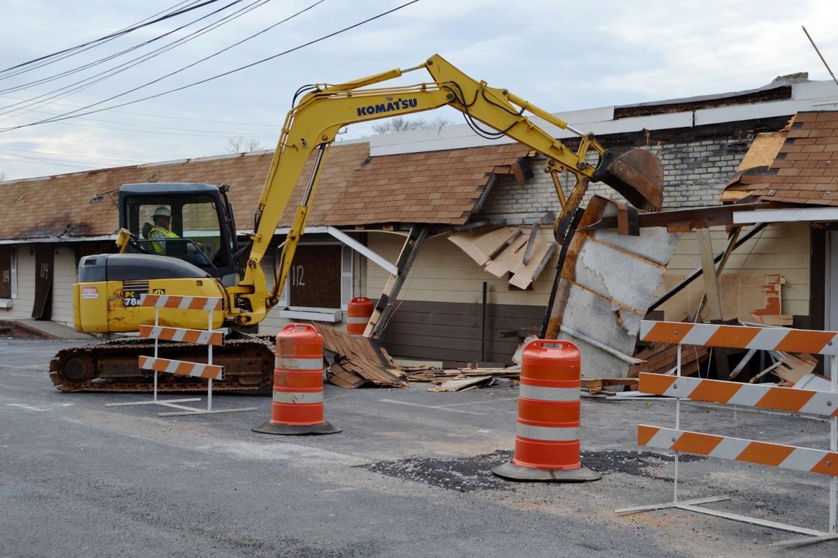 Rural Zone designation for downtown Jonesboro to incentivize new businesses, revitalize area