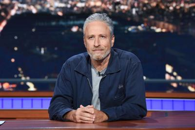 Jon Stewart returns to TV with new current affairs show for Apple TV+