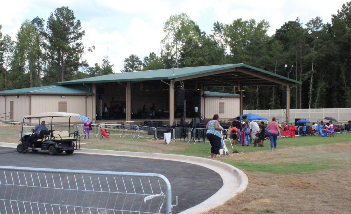 Lovejoy shows off new facility at Fall Fest