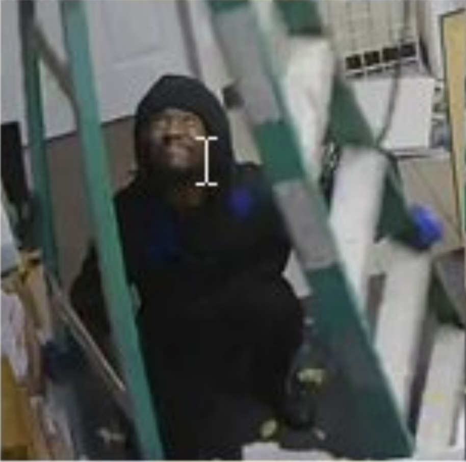 Forest Park Police need help to ID Chevron break-in suspect