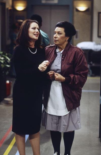 Shelley Morrison, actress who played maid on 'Will & Grace,' dies at 83