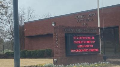 "Forest Park orders COVID-19 ""shelter in place"" for 14 days starting Monday, March 30 at 10 p.m."
