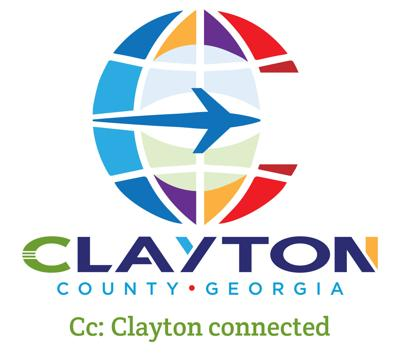 Clayton County Logo with TAG