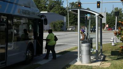 MARTA cuts back on some service, adds buses to Upper Riverdale/Southlake for COVID-19 distancing
