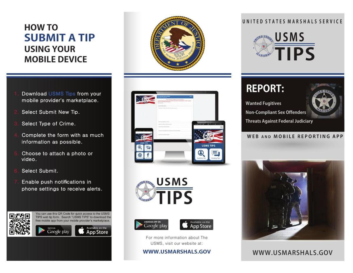 U.S. Marshals Service TIPS