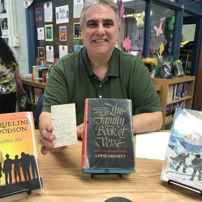Better late than never! A New Jersey man returns a library book half a century later