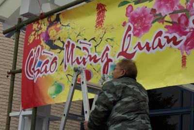 Vietnamese Lunar New Year festivities at Morrow Center Jan. 25, 26