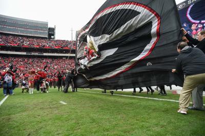 NCAA Football: Georgia Tech at Georgia