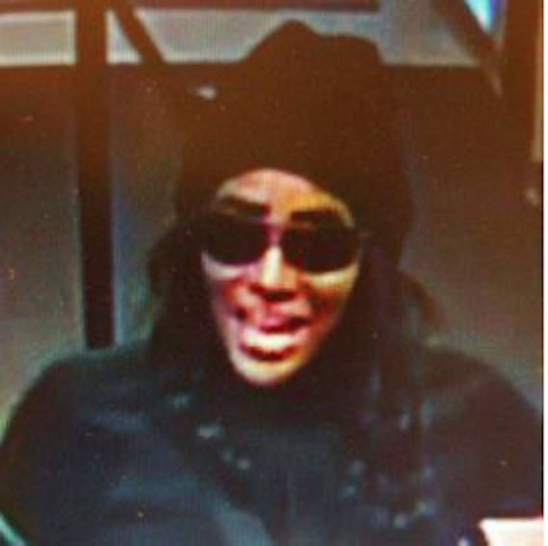 Female bank robber claims to act 'for the movement' in Ellenwood crime