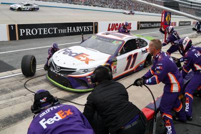 NASCAR: Drydene 400