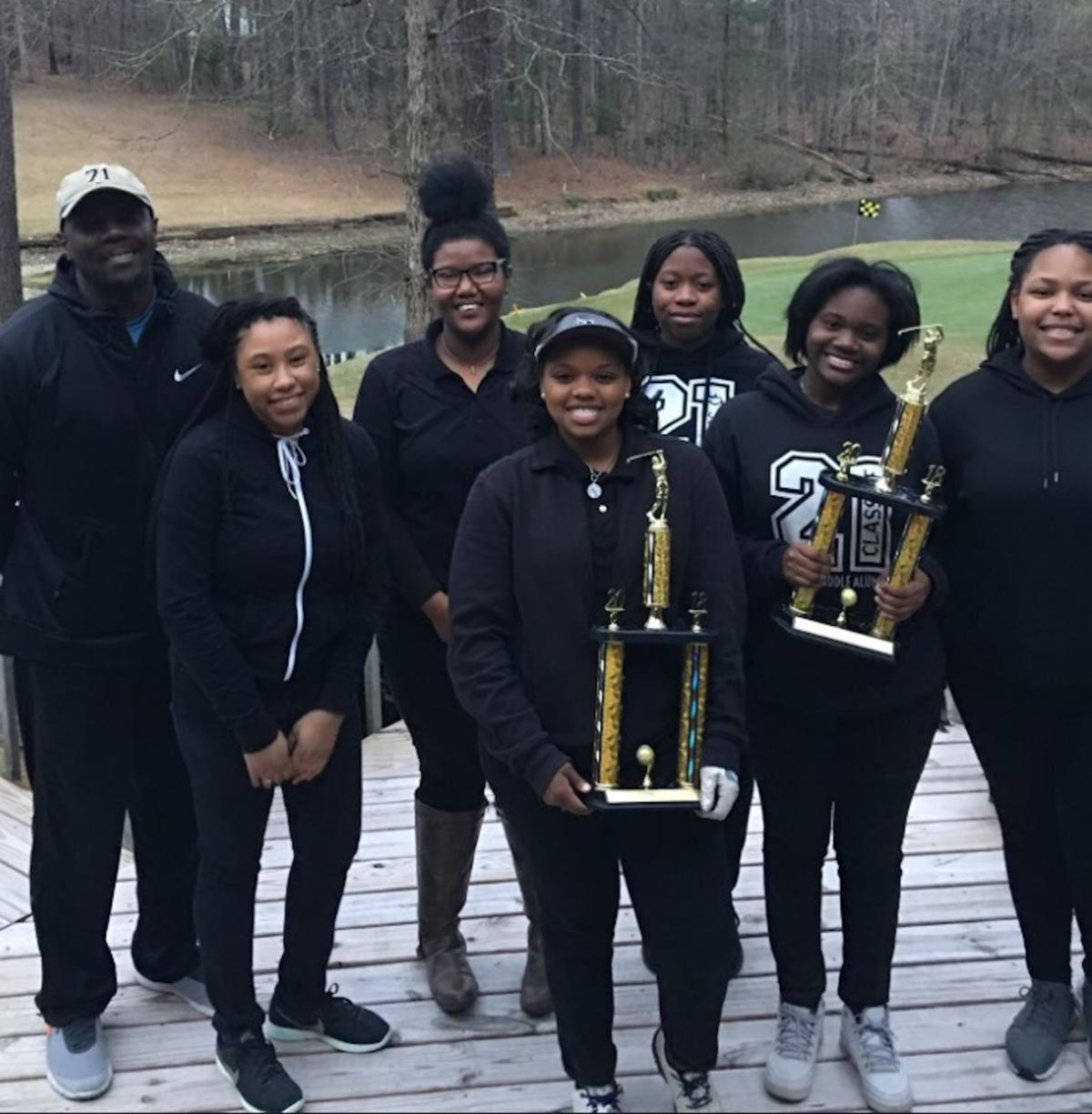 GOLF: Riverdale sweeps county championships; Nia Cole wins fourth straight individual championship