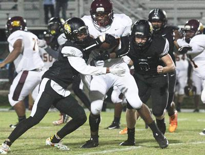 FOOTBALL: Forest Park falls on road at Alcovy