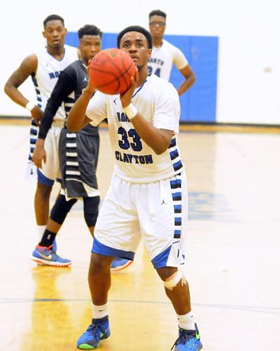 Two former North Clayton basketball players to continue careers