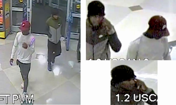 Henry County auto break-in suspects use victim's card at Lake City Kroger