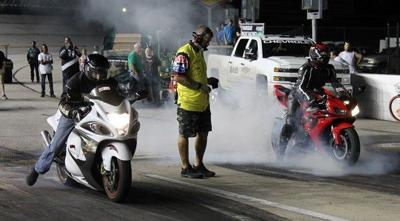 507207d36b718 Motorcycle competition another highlight for Friday Night Drags at ...