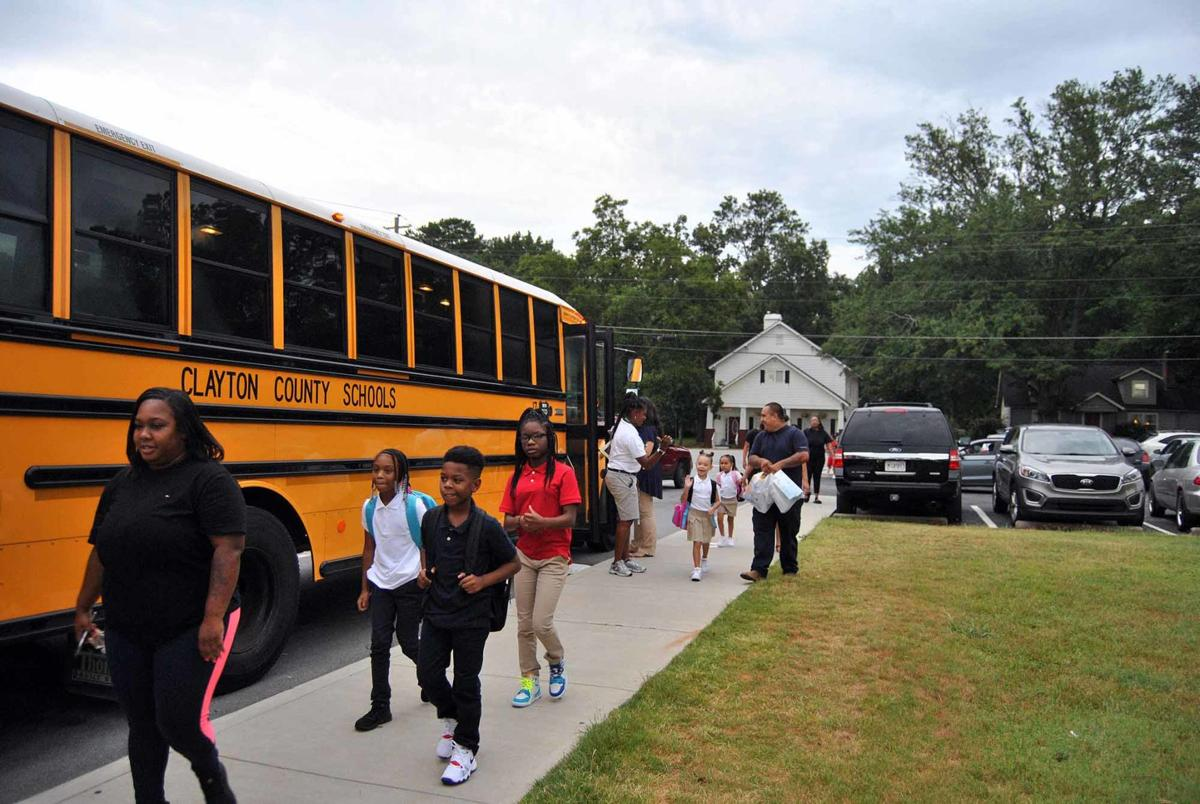 PHOTOS: Back to school in Clayton County | Multimedia | news