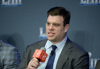 NFL: Super Bowl LIII-NFLPA Press Conference