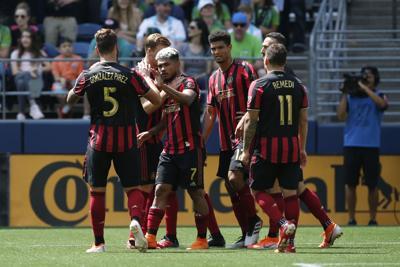 MLS: Atlanta United FC at Seattle Sounders FC