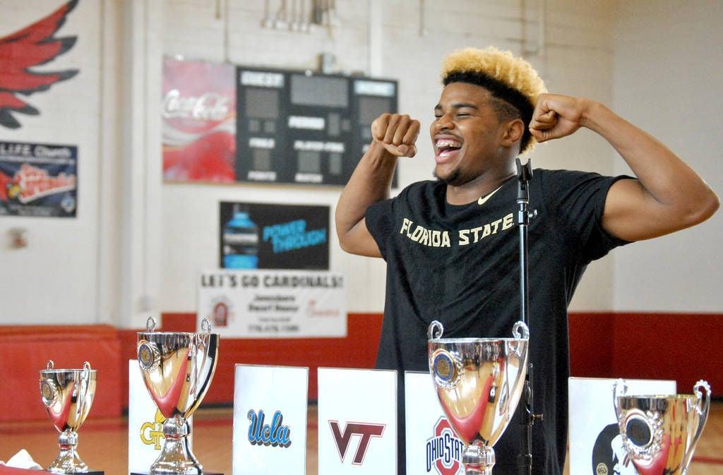 Jonesboro High's M.J. Walker chooses to continue basketball career at Florida State