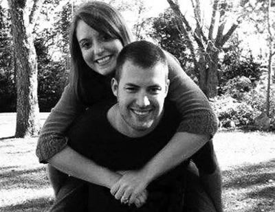 Kaitlin Carter Pate and Andrew Michael Wells