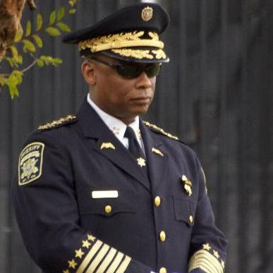 Clayton County Sheriff Victor Hill