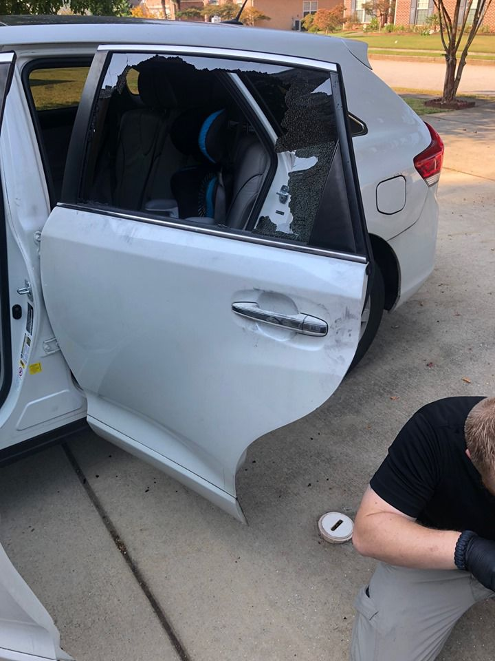Morrow Police bust 14-year-old suspect in series of vehicle break-ins