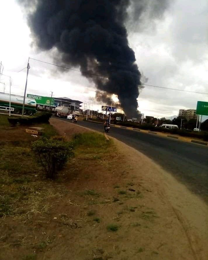 At least 61 people killed in an oil tanker explosion in Tanzania