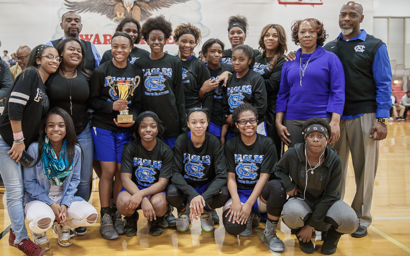 North Clayton girls rout Henry County to claim Region 4-AAAA title