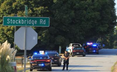 """BREAKING: Henry double homicide """"person of interest"""" dead after high-speed chase, officer-involved shooting in Jonesboro"""