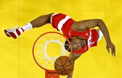 APTOPIX NBA Finals Raptors Warriors Basketball