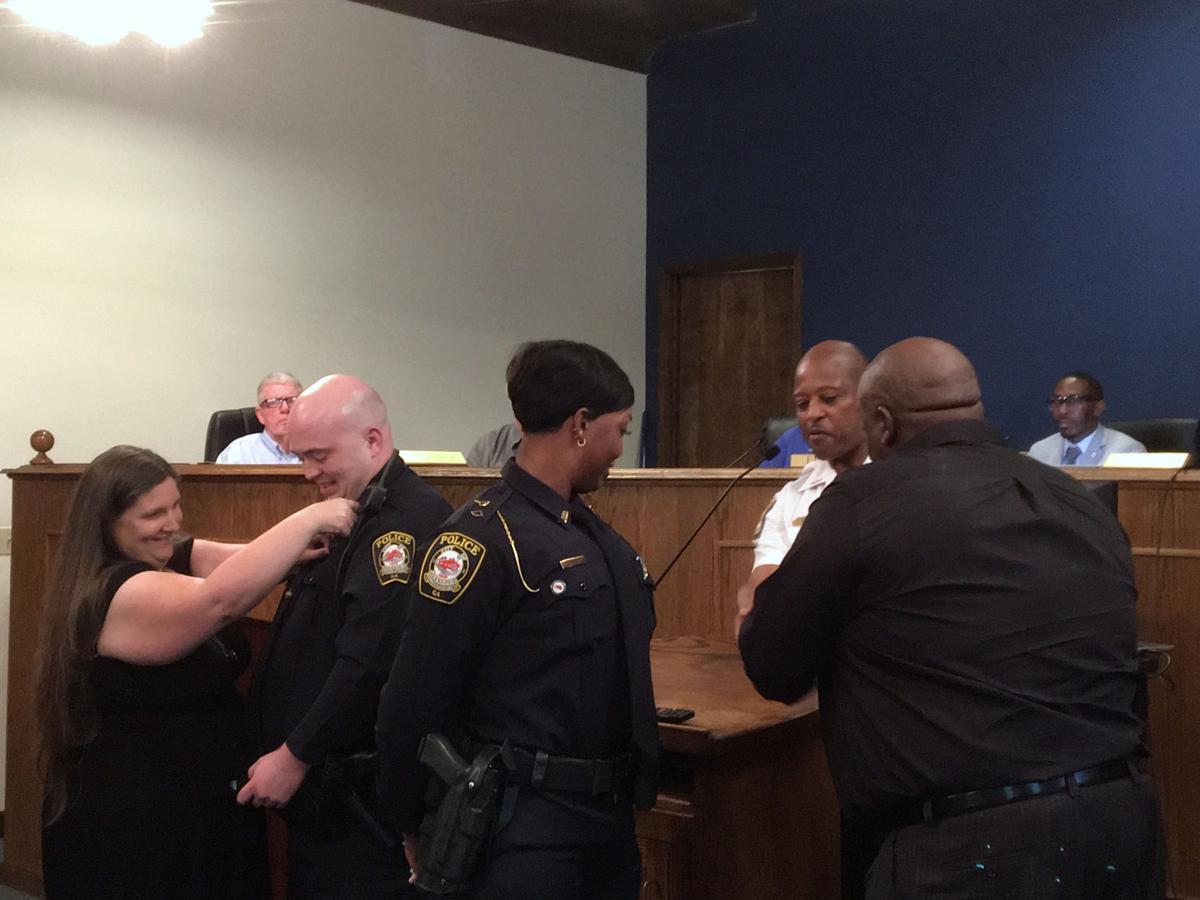 2 Jonesboro cops promoted
