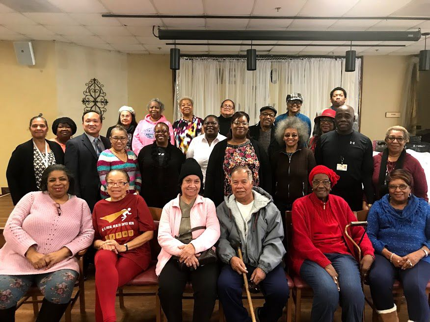 Stovall hosts Senior Citizen Informational Workshops