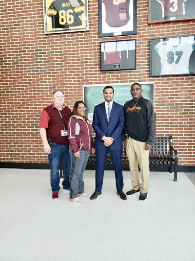 Gerren Griffin Named Forest Park Head Coach For 2019 Sports News