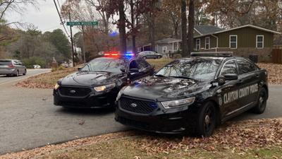 Large police, fire presence on Vinton Woods Dr., Forest Park