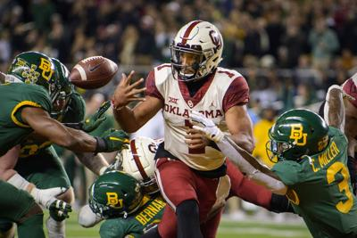 Big 12 Title Game Pits No 6 Oklahoma Vs No 7 Baylor