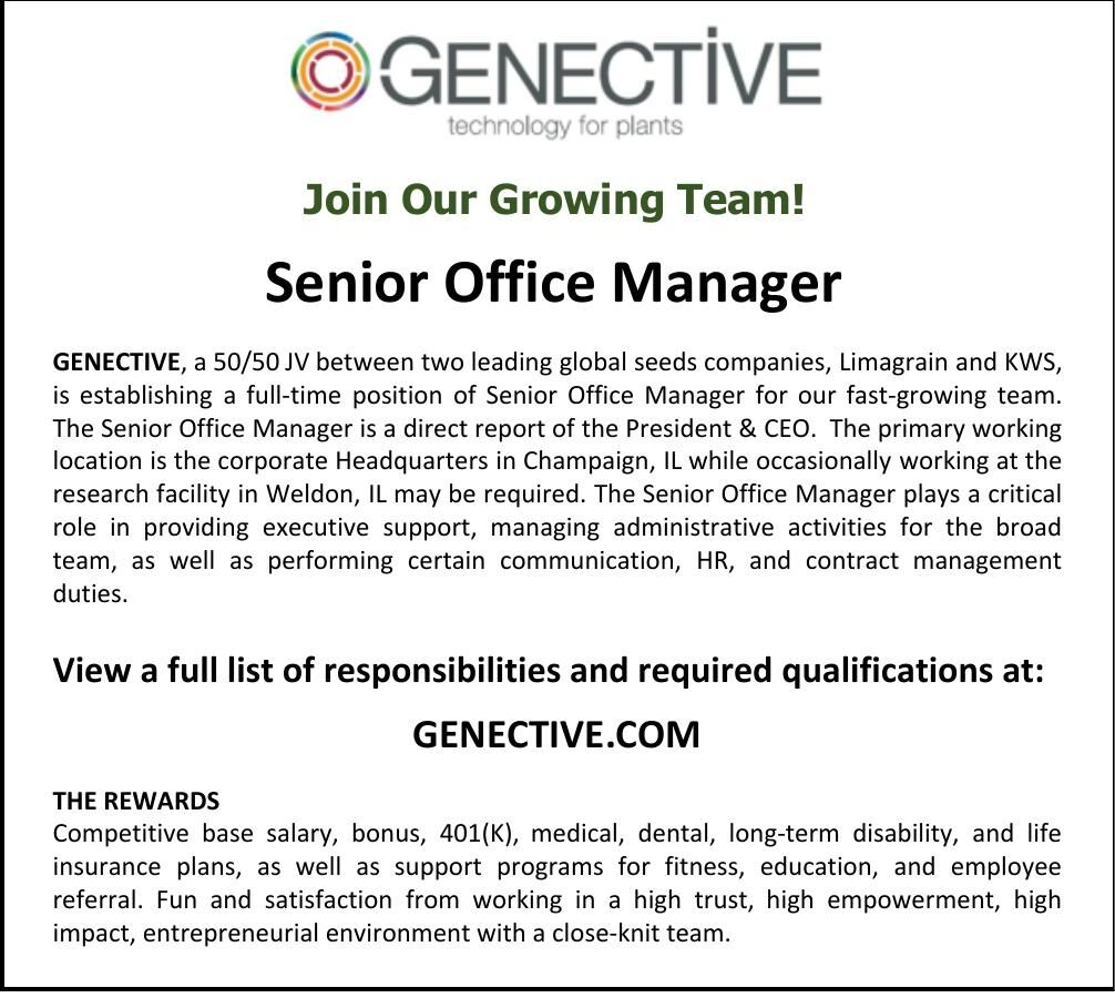 Join Our Growing Team!