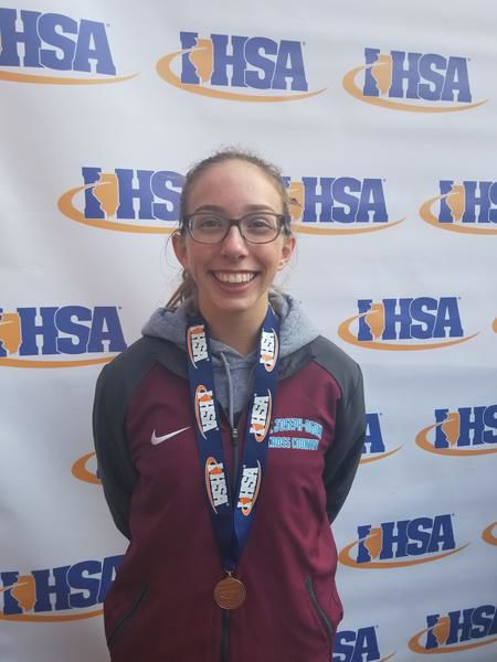 Meet the first team | 2018 N-G All-Area girls' cross-country