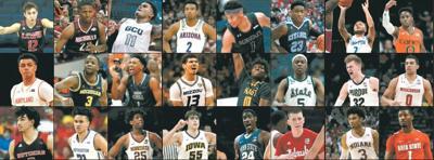 Illinois men's basketball opponents