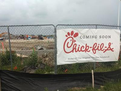 Chick-fil-A opening date