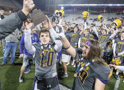 Monticello football 2018 state