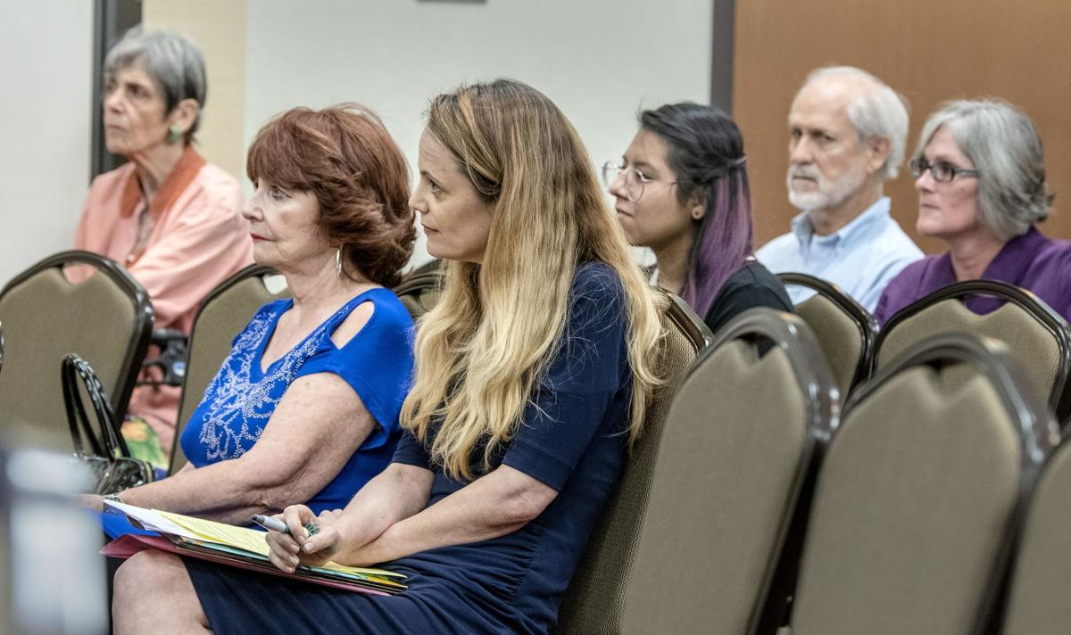 Proponents, opponents of nursing home sale put comments on record