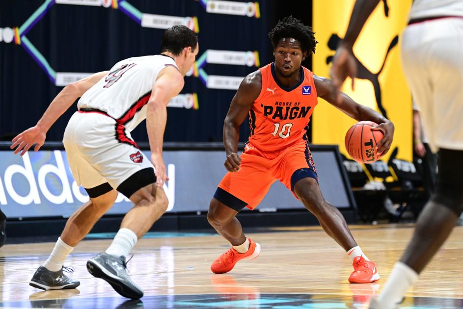 House of 'Paign gets No. 2 seed