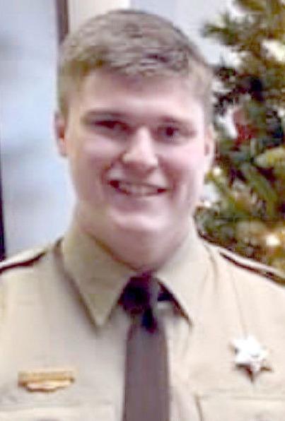 Champaign County Sheriff's Deputy Taylor Briggs